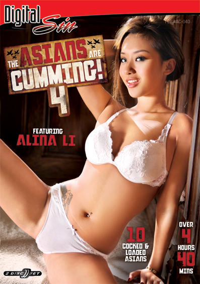 The Asians Are Cumming! - 4