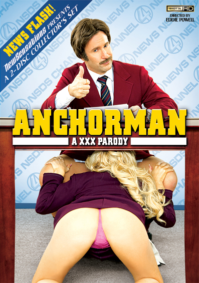 Anchorman - A XXX Parody