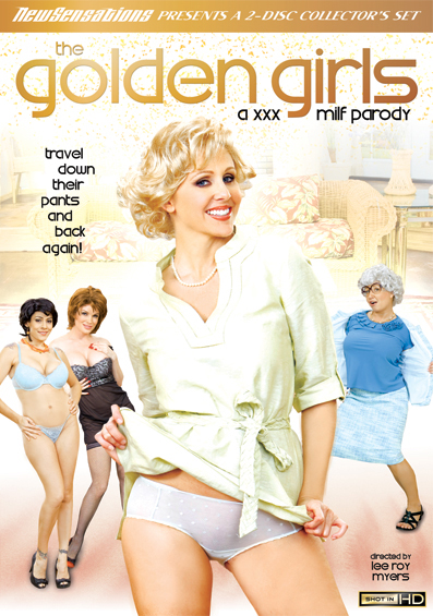 The Golden Girls - A XXX MILF Parody