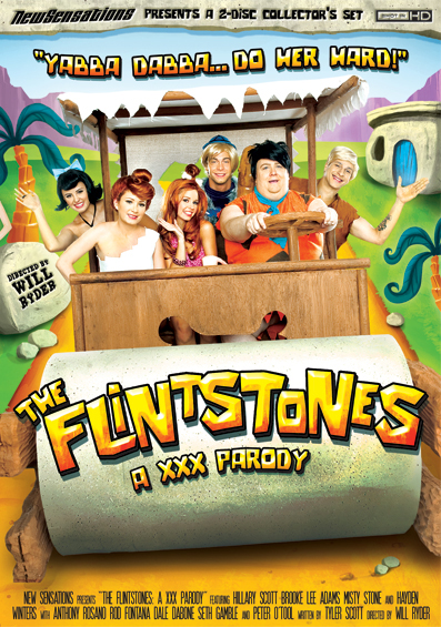The Flintstones - A XXX Parody