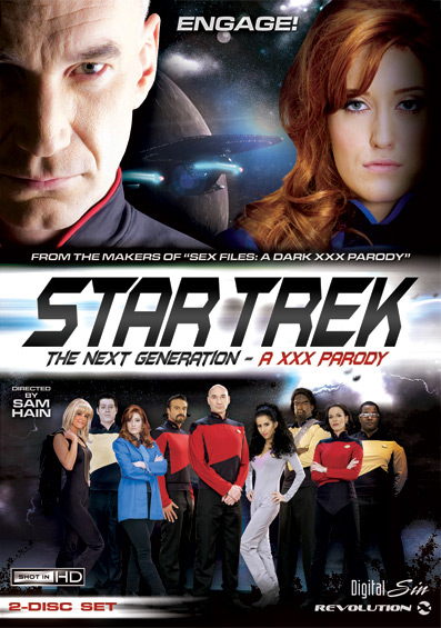 Star Trek - The Next Generation - A XXX Parody