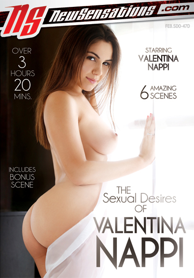 The Sexual Desires Of Valentina Nappi